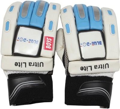Blue dot ultra lite-II Batting Gloves (Boys, Multicolor)