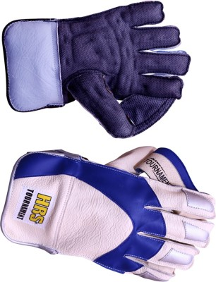 HRS Tournament Wicket Keeping Gloves (Men, Multicolor)