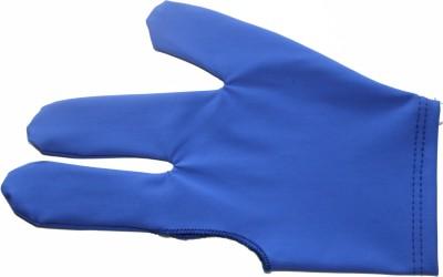 Billiedge Club Gym & Fitness Gloves (Free Size, Blue)