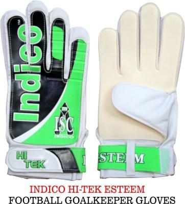 Indico Keeper Hi-Tek Esteem Football Gloves (Men, Multicolor)