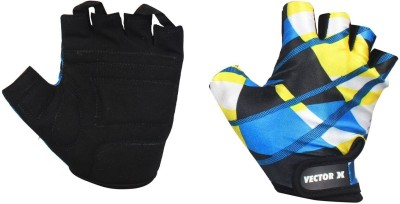 Vector X vx 300 Gym & Fitness Gloves (M, Multicolor)