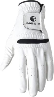 Inesis Gant Open Golf Gloves (M, White, Black)