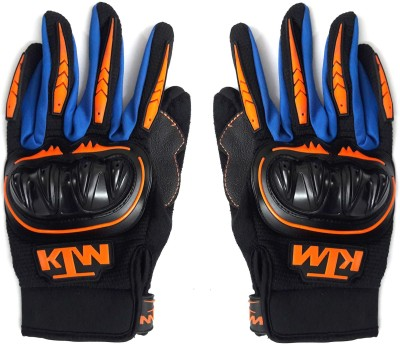 ACCESSOREEZ KTM Riding Gloves (XL, Multicolor)