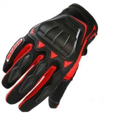 Scoyco FBZ 3648 Driving Gloves (XL, Red)