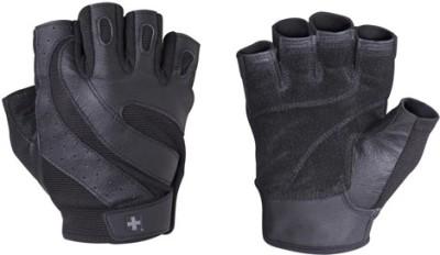Harbinger Fitness Pro Wash & Dry Gym & Fitness Gloves (XL, Black)