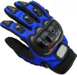Pro Biker XL Blue Riding Gloves Riding G...