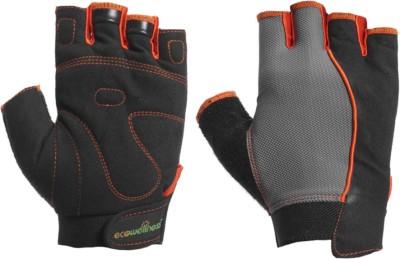Ecowellness Aerobic Gym & Fitness Gloves (L)