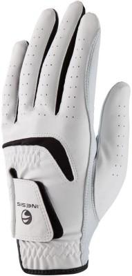 Inesis Men Grip Golf Gloves (XL, White, Black)