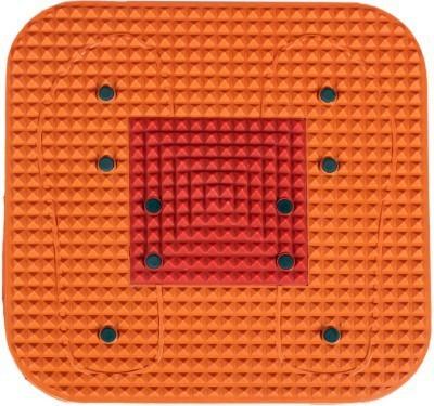 Verow Acupressure Magnetic Mat Yoga Orange 0.9 mm