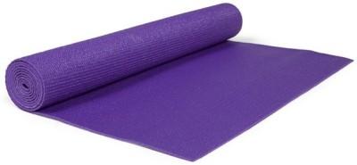 Shiv Fabs Best Quality Mat 4mm Yoga Purple 4 mm