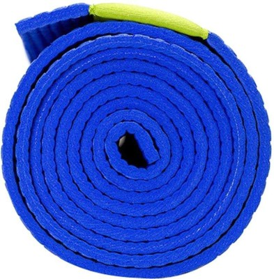 Fine Touch Polka Dots Yoga Blue 6 mm