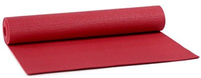 Yogimat Basic Power Yoga Red 4 mm