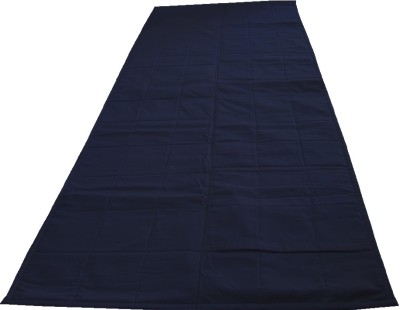 Lnt 400tc Portable Solid 74x 36 Yoga navy Blue 1 mm