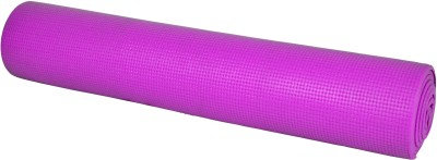 AmazingHind Mat with cover Exercise & Gym, Yoga Purple 6 mm