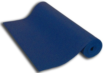 Pasricha Sports And Fitness Anti Skid Yoga Blue 6 mm