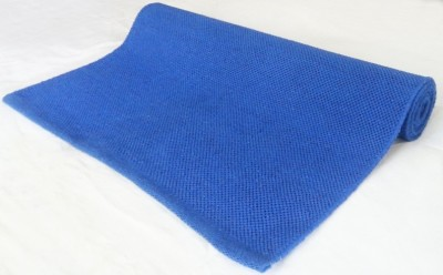 LifestyleYogaStudio Eco friendly Yoga Blue 4 mm