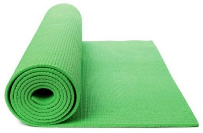 Pasricha Sports And Fitness Anti Skid Exercise & Gym, Yoga Green 4 mm
