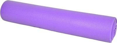 AmazingHind Mat with cover Exercise & Gym, Yoga Blue 6 mm