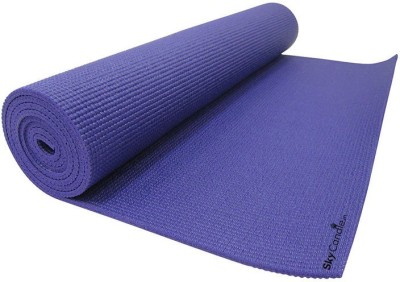 Skycandle Sports Yoga Purple 4 mm