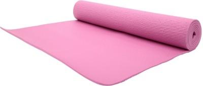 shivamconcepts IYM6 Yoga, Exercise & Gym PINK 6 mm