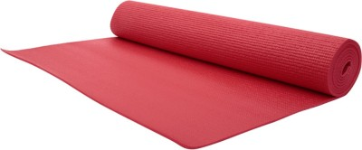 Relax Fitness Mat-4mm Exercise & Gym, Yoga Red 4 mm