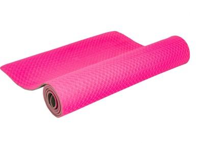 Technix TPE Eco Pink 6 mm Yoga Mat