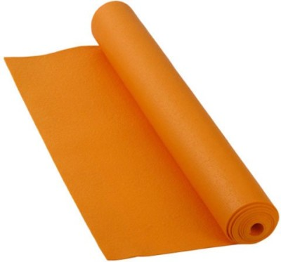 Neo Gold Leaf Yoga mat Zipper Yoga Orange 6 mm