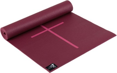Yogistar Plus Alignment Yoga Bordo Mat 5 mm