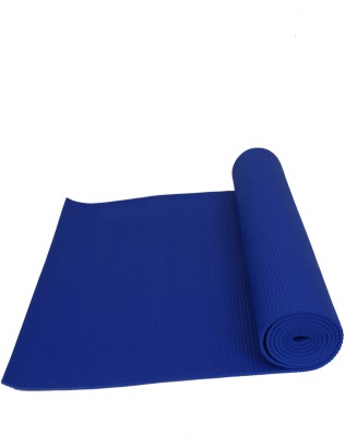 Metro Sports Durable Yoga Blue 6 mm