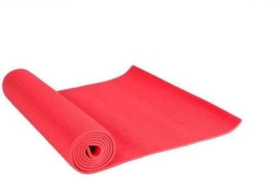 Shiv Fabs Best Quality Mat 4mm Yoga Red 4 mm