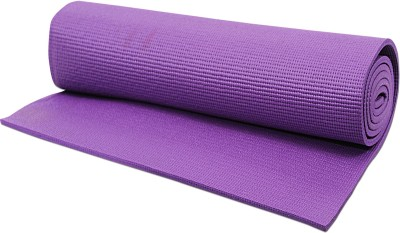 Gold Leaf 24 X 68 inch Yoga, Exercise & Gym Purple 6 mm
