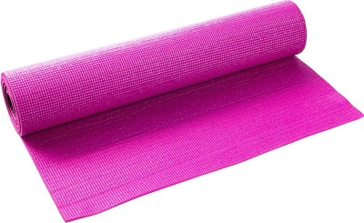 Stable Life Soft & Sturdy4 Yoga, Exercise & Gym Pink 4 mm