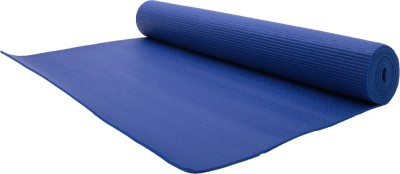 Relax Fitness Mat-4mm Exercise & Gym, Yoga Blue 4 mm