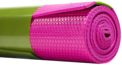 Fine Touch Polka Dots Yoga Pink 6 mm