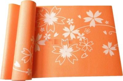 Kobo Mat Printed For Home Use Yoga Orange 4 mm