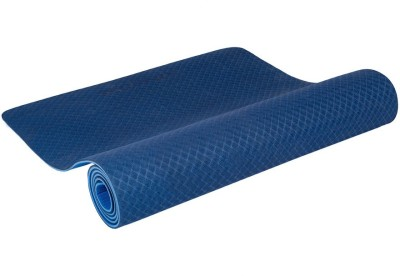 Technix TPE Eco Blue 6 mm Yoga Mat