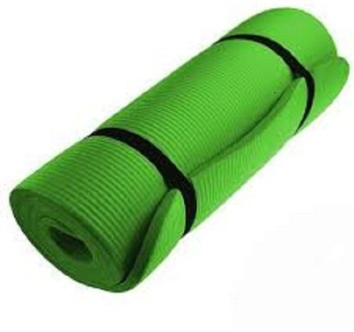 Livestrong Fitness Exercise,Anti Skid,Washable & Light Weight Yoga Green 10 mm