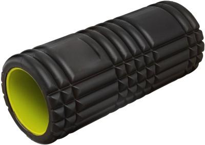 Iso Solid Trigger Point Foam Roller Golf Black 12 mm
