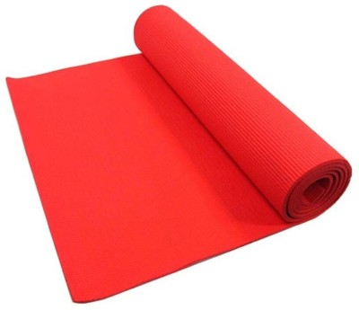 Velgo Yoga and Exercise 6mm Yoga Red 6 mm