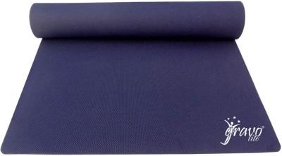 Gravolite Plain Yoga Navy Blue 12 mm