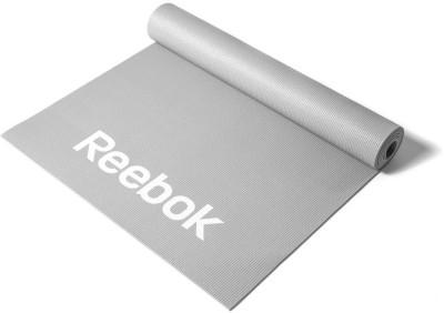 Reebok Fitness Mat Grey Love Yoga Grey 4 mm
