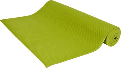 AmazingHind Mat Exercise & Gym, Yoga Green 6 mm