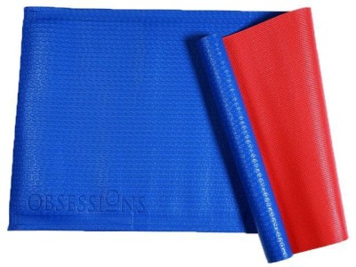 Eurotex Reversible Yoga Red;Blue 6 mm