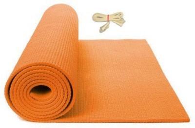 W.A.T WAT 4 mm Mat orange Yoga Orange 4 mm
