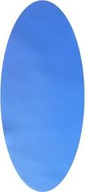 Aerolite Oval Yoga, Exercise & Gym Blue 8 mm