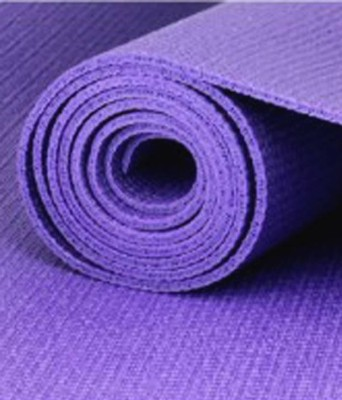 Neo Gold Leaf Yoga mat Zipper Yoga Purple 6 mm