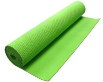 Satwa Yoga Mat with Cover Exercise & Gym Green 6 mm