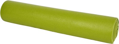 AmazingHind Mat with cover Exercise & Gym, Yoga Green 6 mm