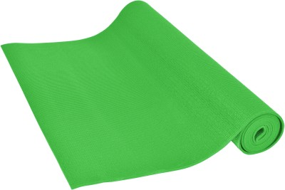 AmazingHind Mat Exercise & Gym, Yoga Green 4 mm