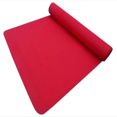 PlanetR SuperFit Yoga Red 6 mm